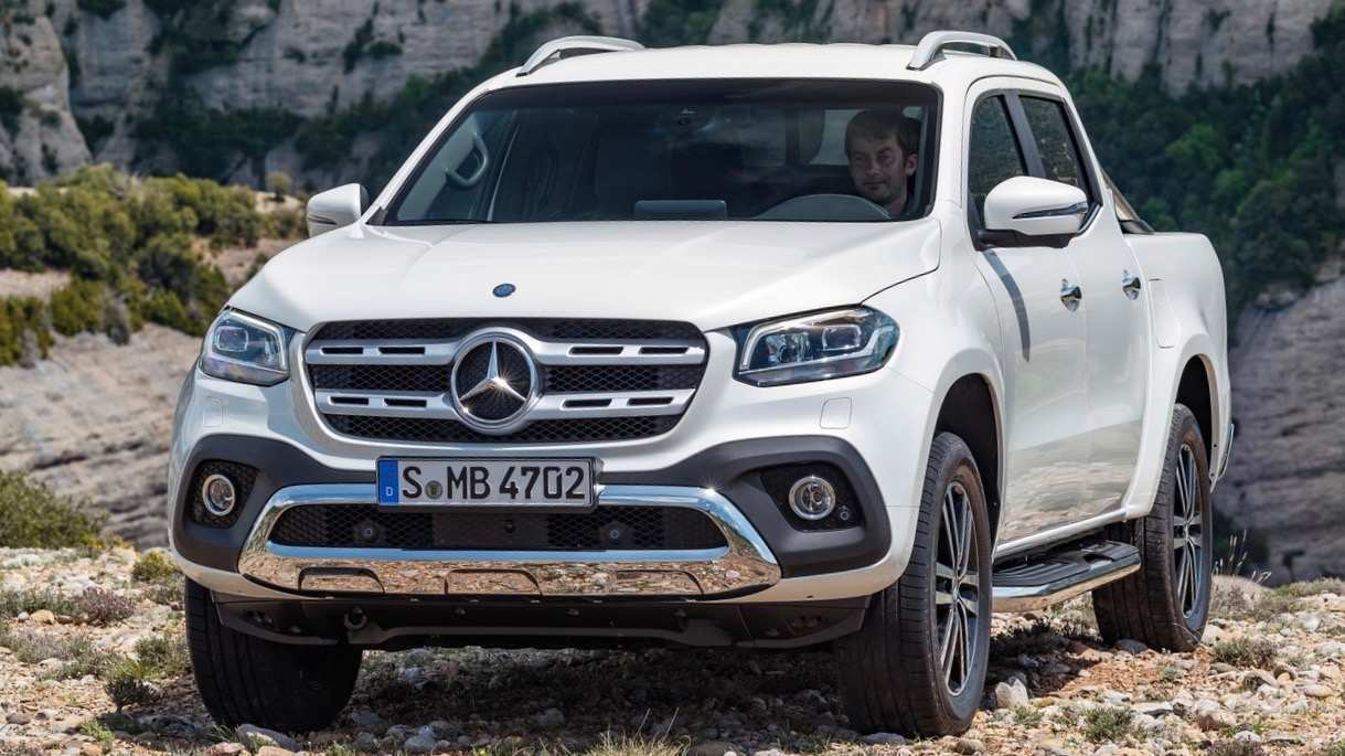 80 Gallery of 2019 Mercedes X Class Price and Review for 2019 Mercedes X Class