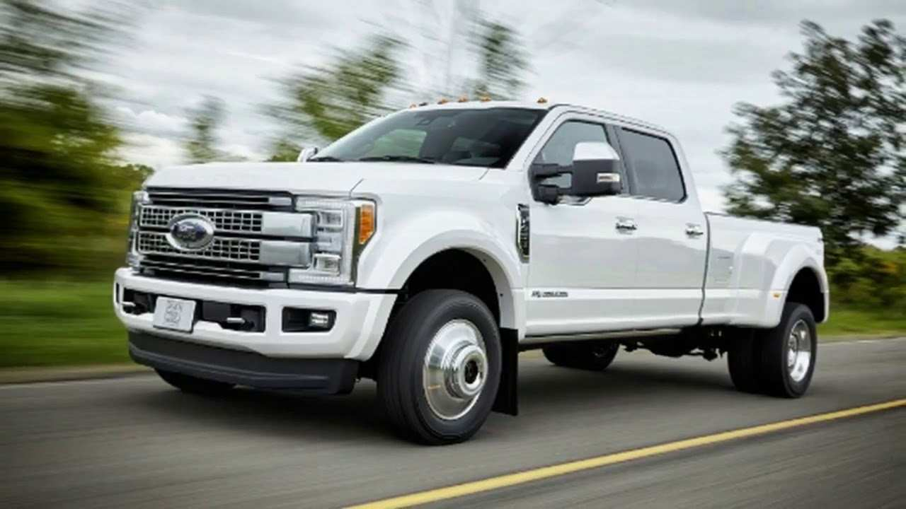 80 Gallery of Best 2019 Ford F 450 King Ranch Picture Performance with Best 2019 Ford F 450 King Ranch Picture