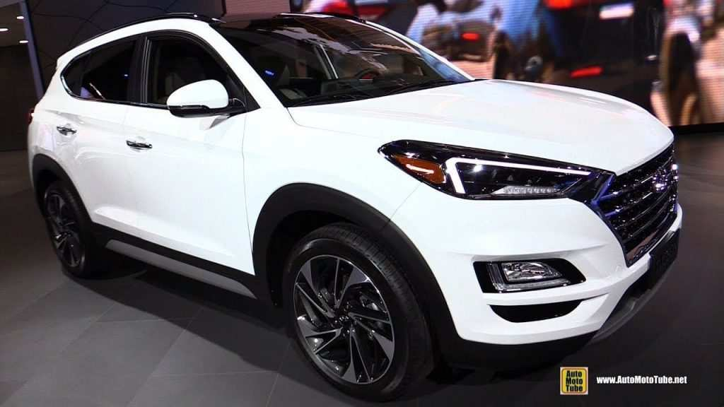 80 Gallery of Best Kia Tucson 2019 Concept Redesign And Review Spy Shoot with Best Kia Tucson 2019 Concept Redesign And Review