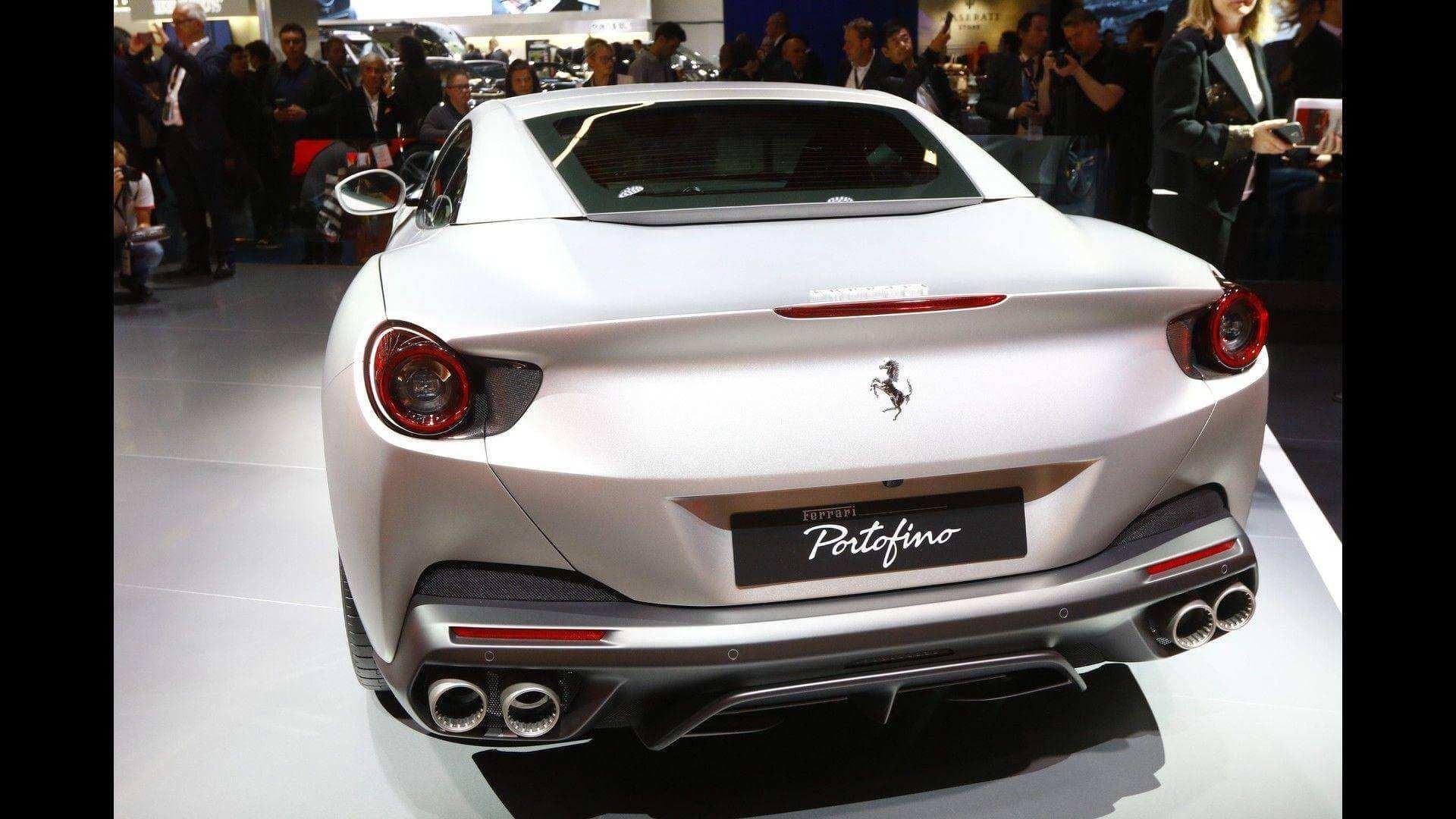 80 Gallery of The 2019 White Ferrari Spesification Price with The 2019 White Ferrari Spesification
