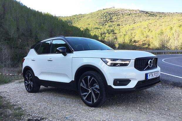 80 Gallery of The Volvo Suv 2019 First Drive Exterior with The Volvo Suv 2019 First Drive