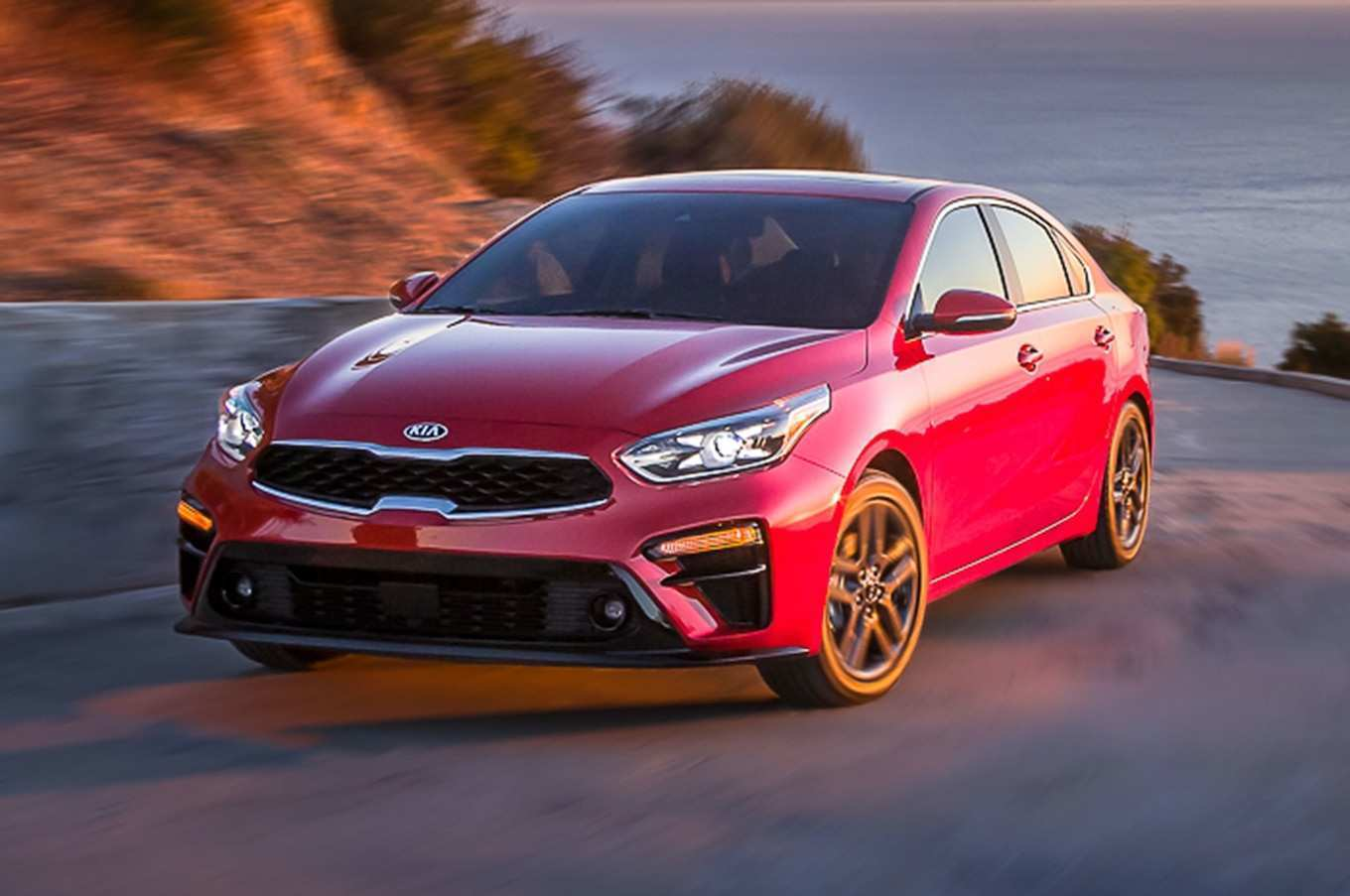 80 Great Kia Forte 2019 White Spesification Price and Review by Kia Forte 2019 White Spesification
