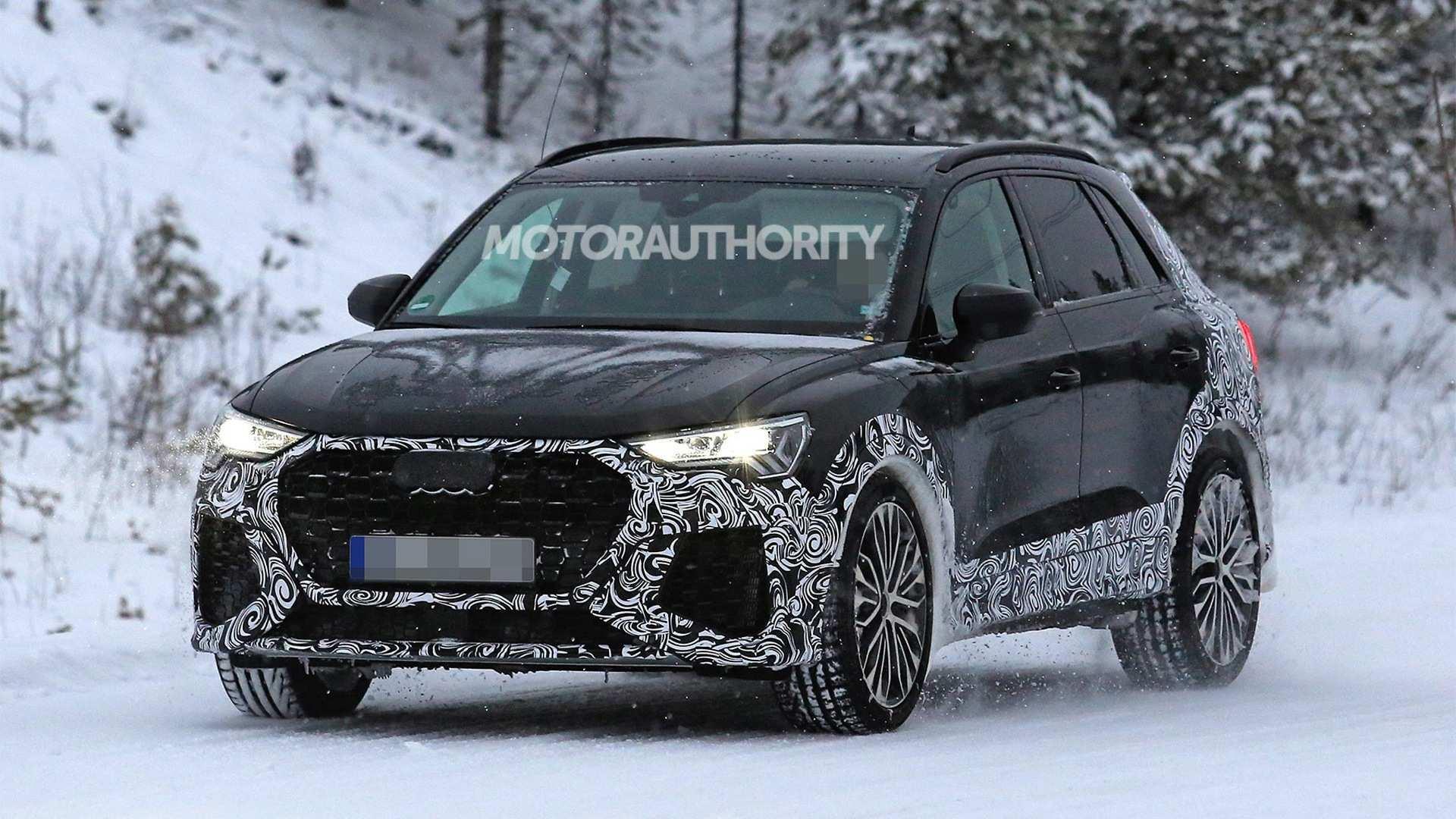 80 Great New Audi Q 2019 Spy Shoot Spesification for New Audi Q 2019 Spy Shoot