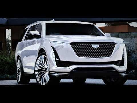 80 Great New Cadillac For 2019 New Concept Ratings with New Cadillac For 2019 New Concept