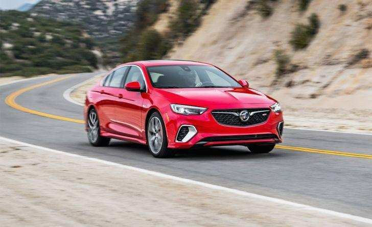 80 New 2019 Buick Regal Sportback Gs Release Date Prices by 2019 Buick Regal Sportback Gs Release Date