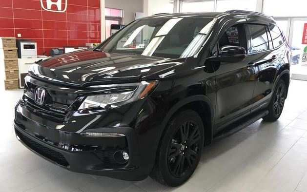 80 New Honda Pilot Changes For 2019 New Release Spy Shoot for Honda Pilot Changes For 2019 New Release