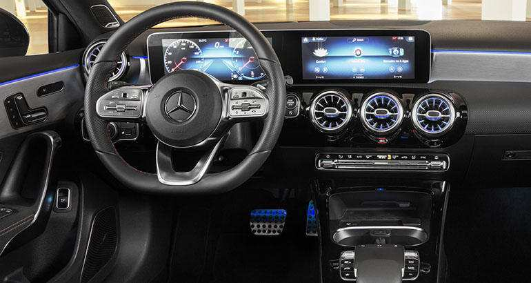 80 New Mercedes A Class 2019 Interior Style with Mercedes A Class 2019 Interior