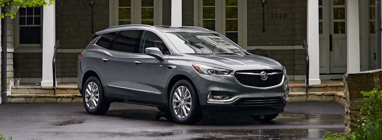 80 New The 2019 Buick Enclave Wheelbase Review Photos for The 2019 Buick Enclave Wheelbase Review