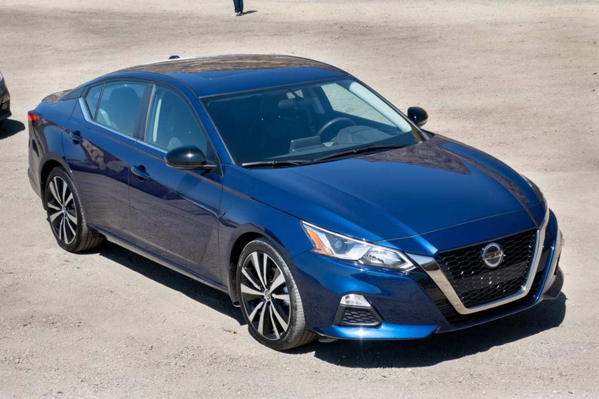 80 New The 2019 Nissan Altima Horsepower First Drive Release Date with The 2019 Nissan Altima Horsepower First Drive