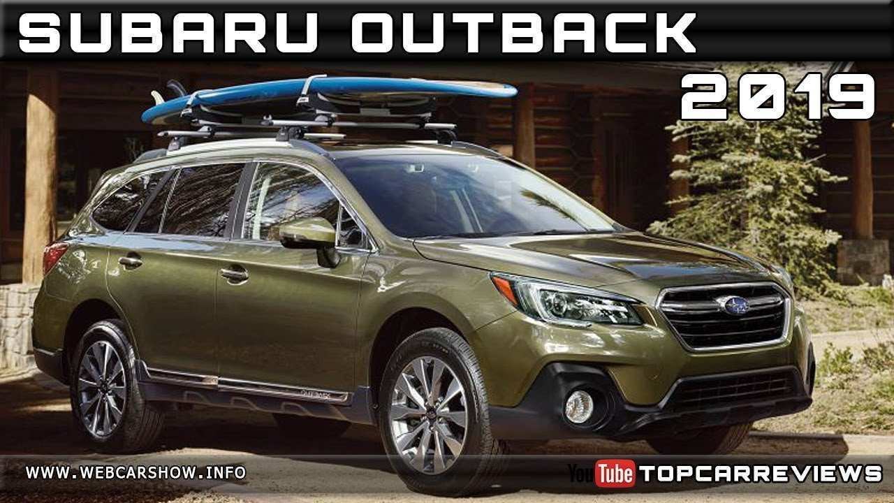 80 New The Subaru Outback 2019 Review Rumor Images for The Subaru Outback 2019 Review Rumor
