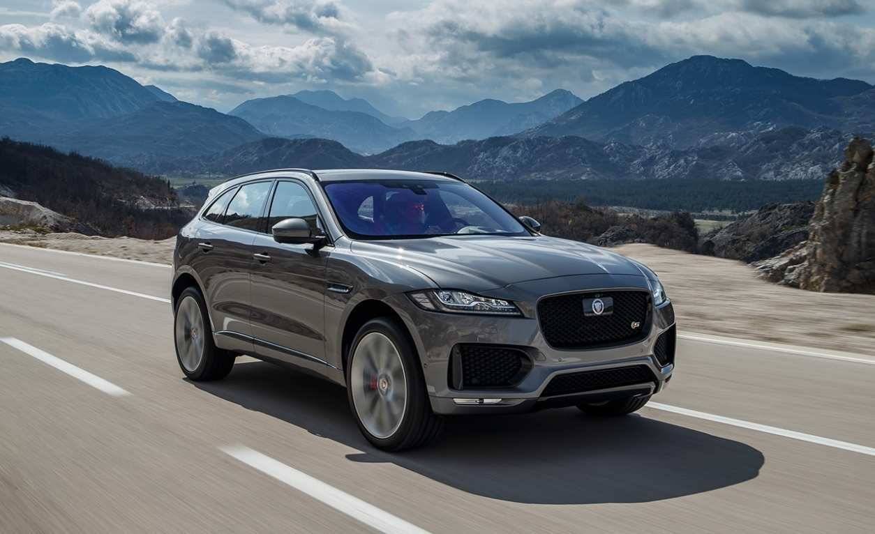 80 The 2019 Jaguar F Pace Svr Price Price Exterior and Interior for 2019 Jaguar F Pace Svr Price Price