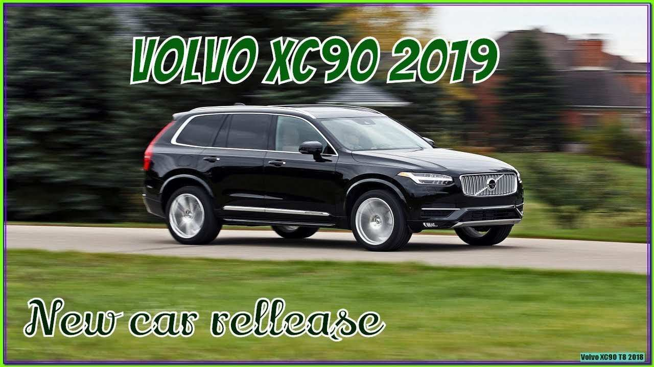 80 The Best Volvo 2019 Xc90 Release Date And Specs Release with Best Volvo 2019 Xc90 Release Date And Specs
