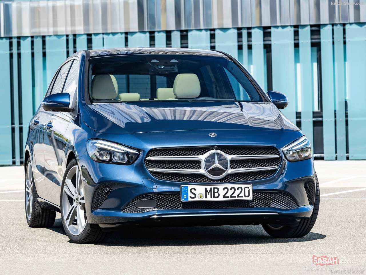 80 The Mercedes 2019 B Class Pictures with Mercedes 2019 B Class
