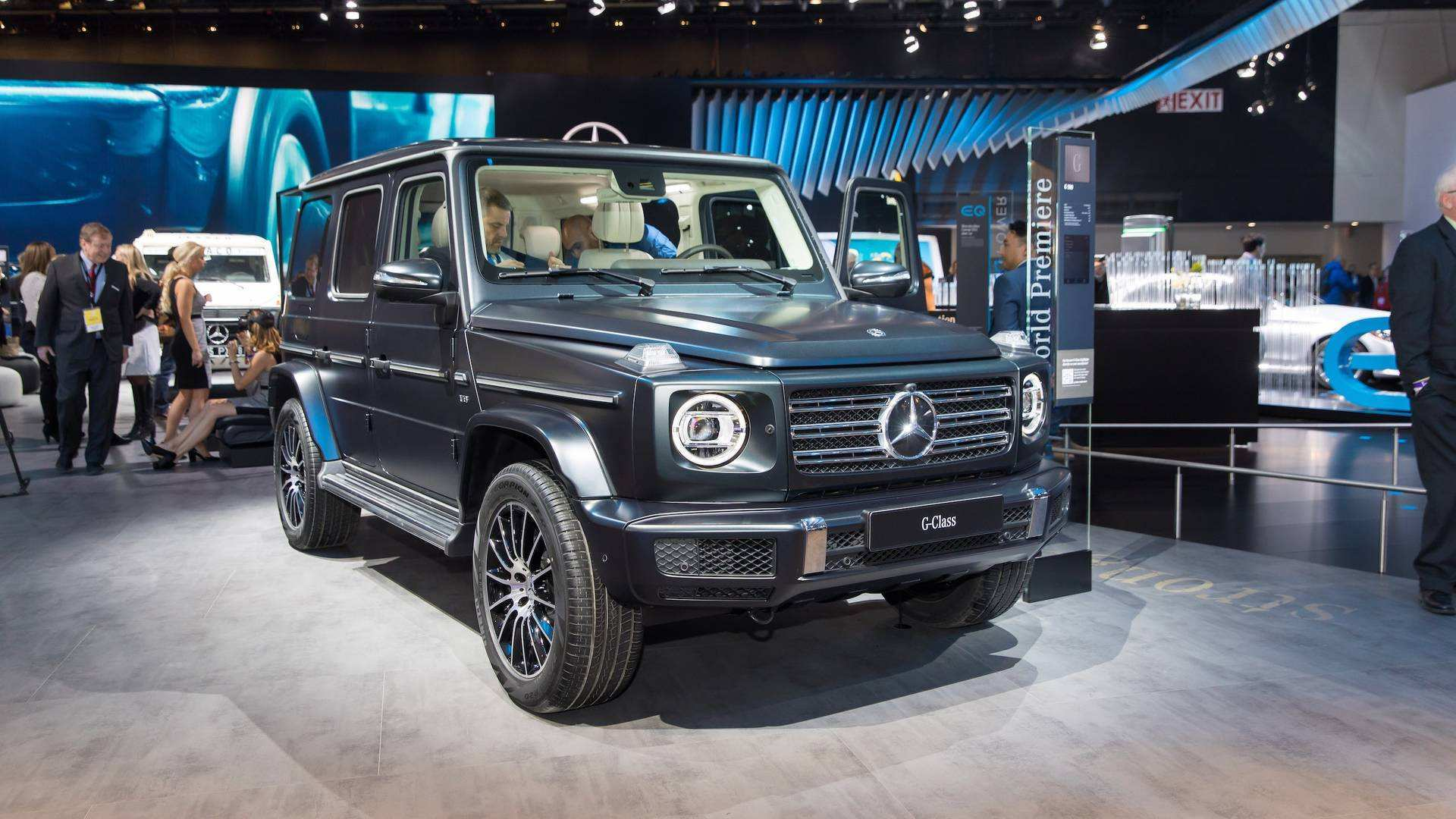 80 The Mercedes G 2019 Interior by Mercedes G 2019
