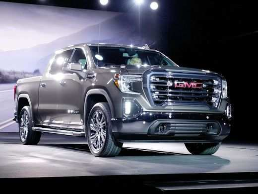 80 The New Release Of 2019 Gmc Sierra Redesign Redesign and Concept for New Release Of 2019 Gmc Sierra Redesign