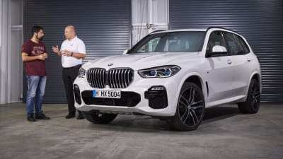 80 The Review Of 2019 Bmw X5 Performance Redesign by Review Of 2019 Bmw X5 Performance
