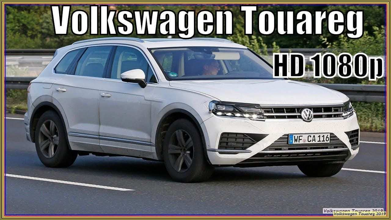 80 The The Volkswagen Touareg 2019 India Release Date Spy Shoot with The Volkswagen Touareg 2019 India Release Date