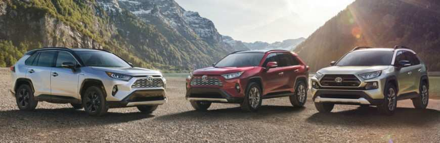 80 The Toyota 2019 Lineup Specs and Review by Toyota 2019 Lineup