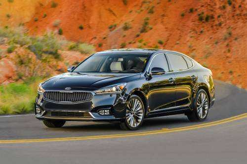 81 All New Best 2019 Kia Cadenza Limited Review Concept with Best 2019 Kia Cadenza Limited Review