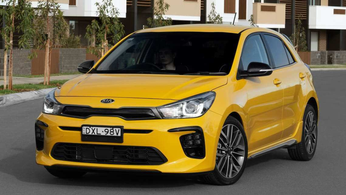 81 All New Kia Rio 2019 Pictures for Kia Rio 2019