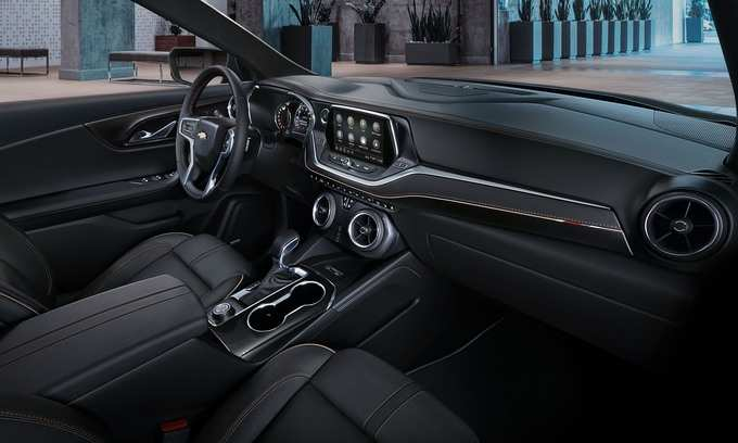 81 All New New Blazer Chevrolet 2019 Price Interior Specs and Review with New Blazer Chevrolet 2019 Price Interior