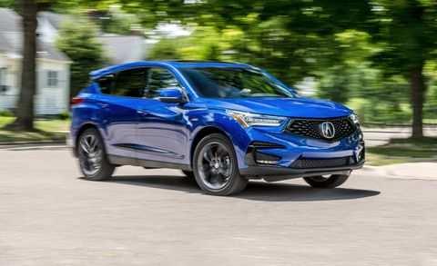 81 All New New Rdx Acura 2019 Price Specs Performance with New Rdx Acura 2019 Price Specs