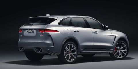81 Best Review 2019 Jaguar F Pace Svr Price Price Overview for 2019 Jaguar F Pace Svr Price Price