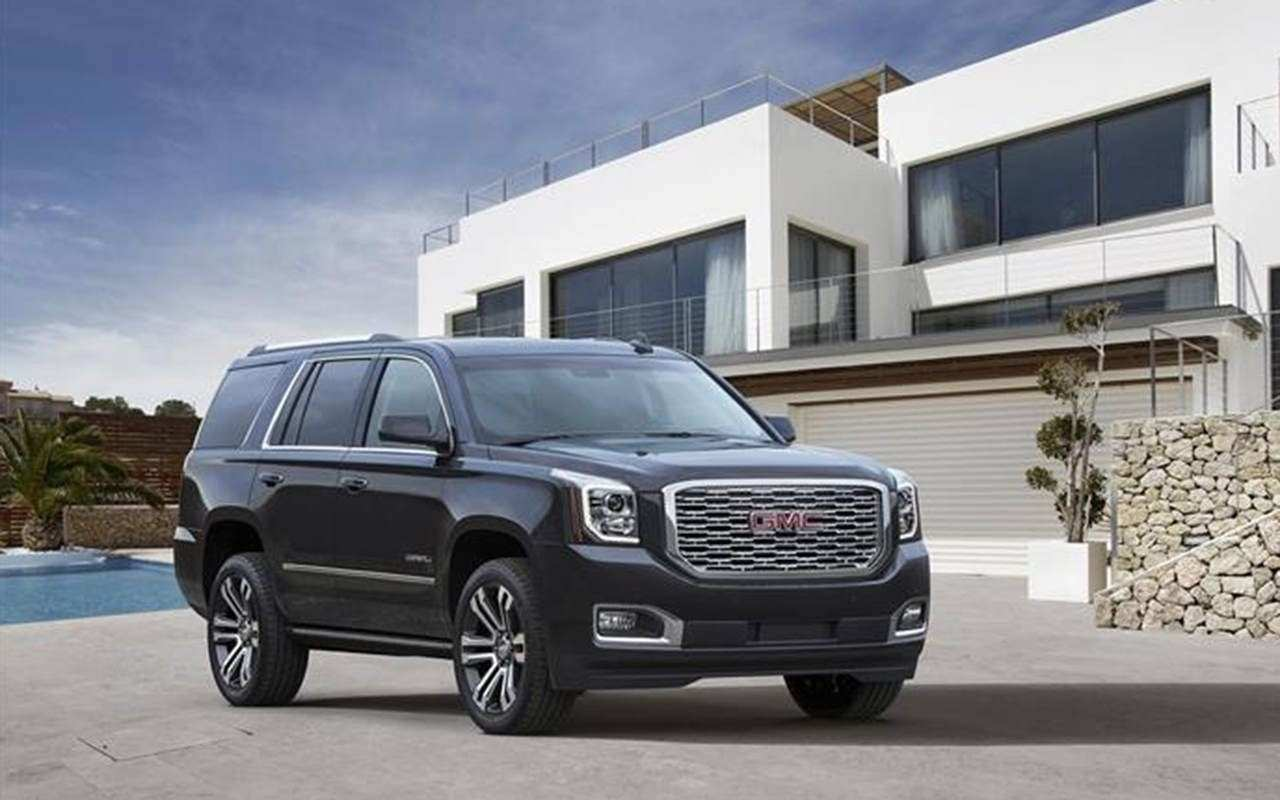 81 Best Review New 2019 Gmc Yukon Denali Colors Spesification First Drive with New 2019 Gmc Yukon Denali Colors Spesification