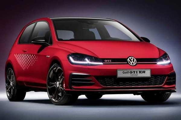 81 Best Review New 2019 Volkswagen R New Concept Performance by New 2019 Volkswagen R New Concept