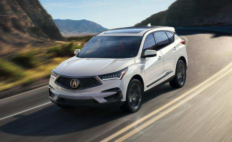 81 Best Review The 2019 Acura Rdx Quarter Mile Price And Review Interior for The 2019 Acura Rdx Quarter Mile Price And Review