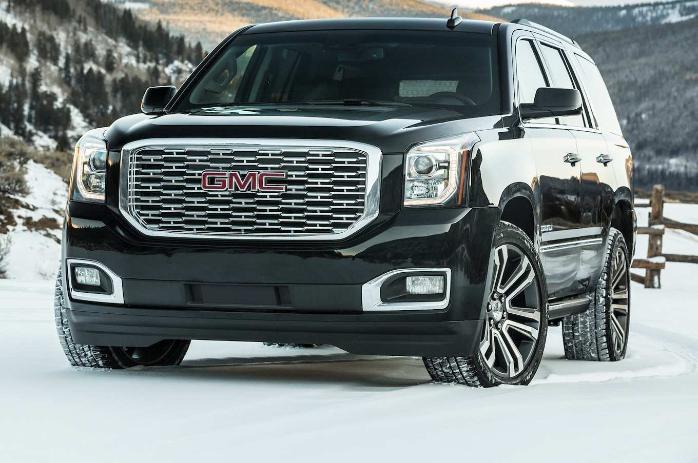 81 Best Review The Gmc Denali Yukon 2019 Redesign New Review by The Gmc Denali Yukon 2019 Redesign