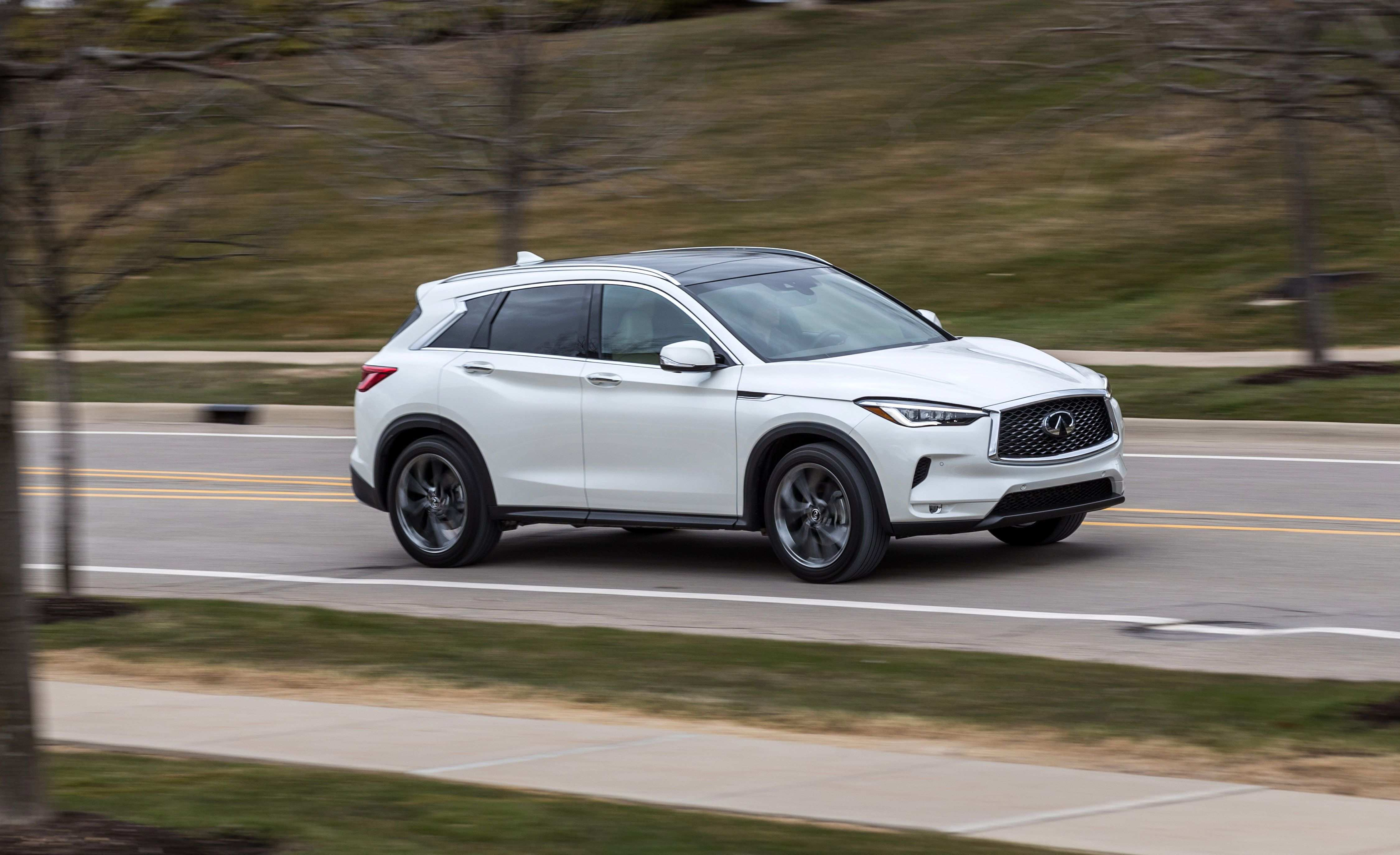 81 Best Review The Infiniti Qx50 2019 Hybrid Concept Redesign by The Infiniti Qx50 2019 Hybrid Concept