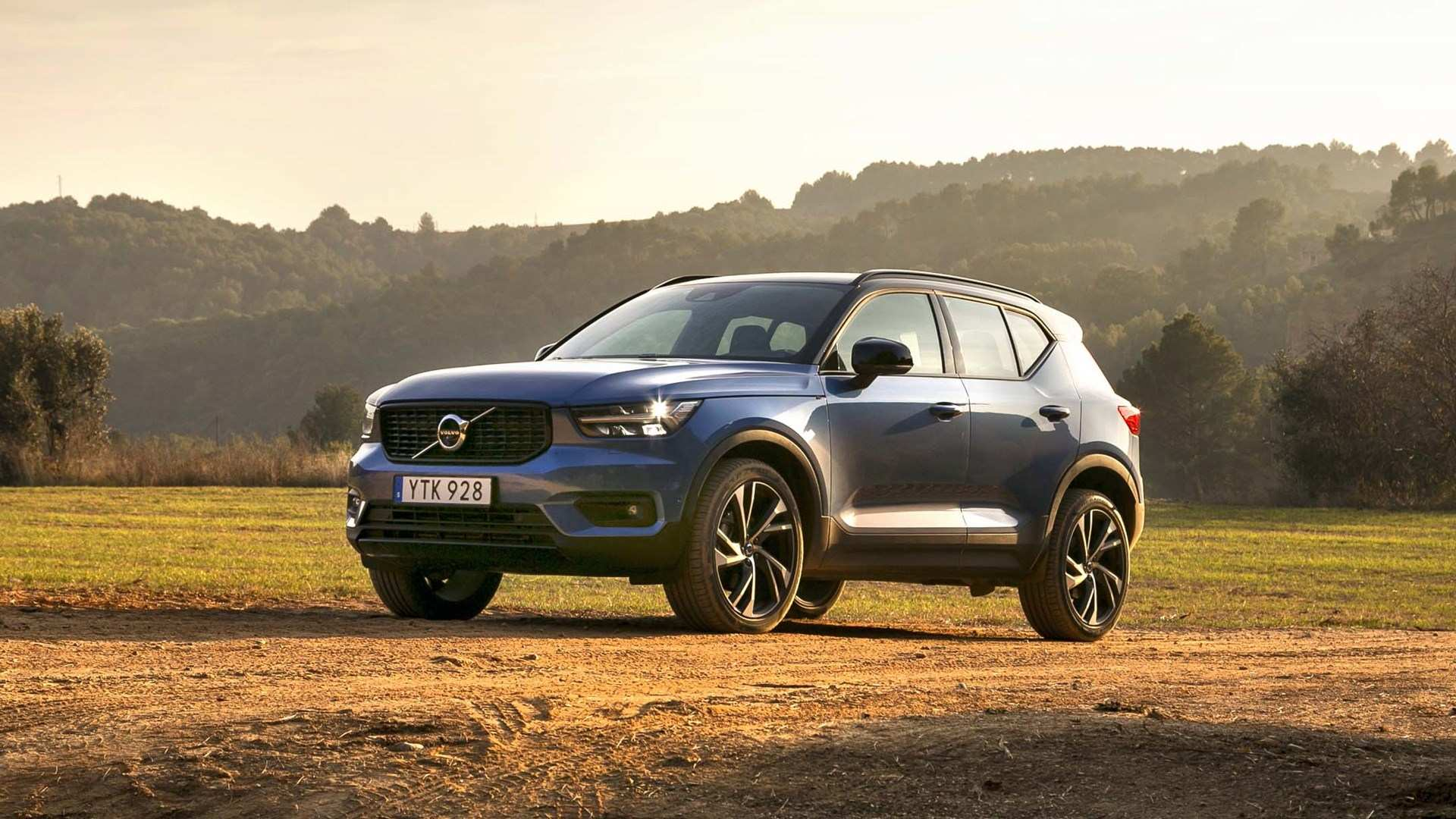 81 Best Review The Volvo Suv 2019 First Drive Pricing with The Volvo Suv 2019 First Drive