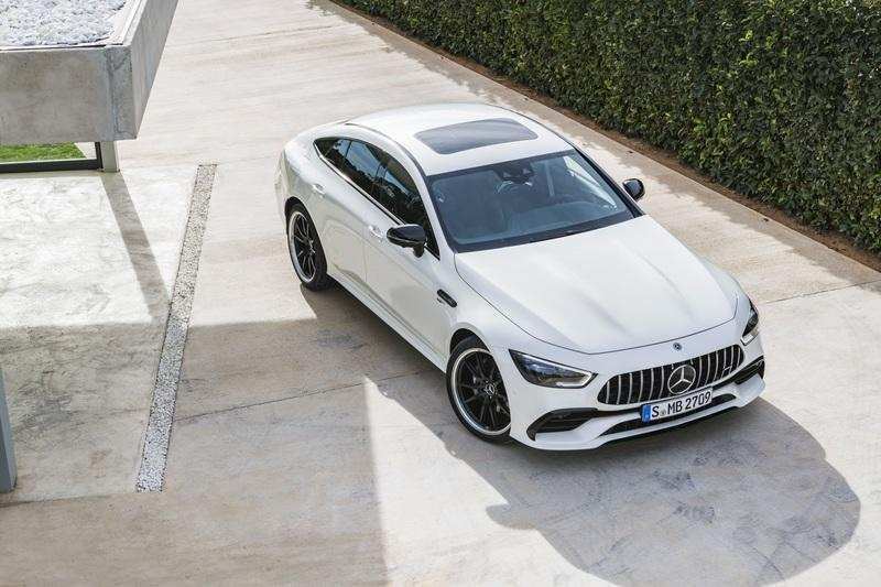 81 Concept of New 2019 Mercedes Amg Gt 4 Door Coupe Price Exterior Exterior for New 2019 Mercedes Amg Gt 4 Door Coupe Price Exterior