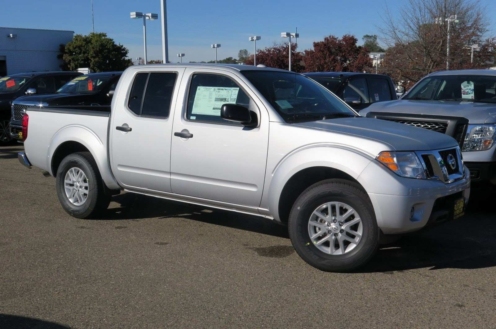 81 Concept of New 2019 Nissan Frontier Pro 4X Release Date Price And Review Interior with New 2019 Nissan Frontier Pro 4X Release Date Price And Review