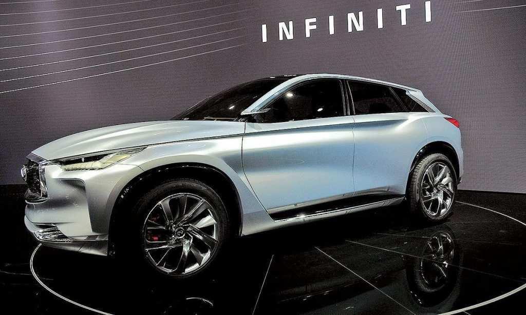 81 Concept of New Infiniti Fx35 2019 Rumor Engine for New Infiniti Fx35 2019 Rumor