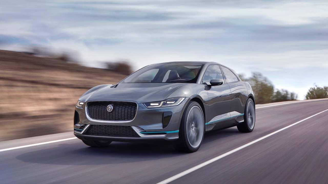 81 Concept of The Jaguar Electric 2019 Concept Rumors for The Jaguar Electric 2019 Concept