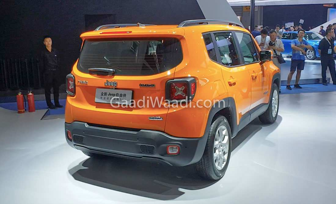 81 Concept of The Jeep Renegade 2019 India New Review Picture for The Jeep Renegade 2019 India New Review