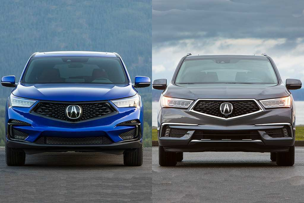 81 Gallery of Best Acura Rdx 2018 Vs 2019 New Release Specs for Best Acura Rdx 2018 Vs 2019 New Release