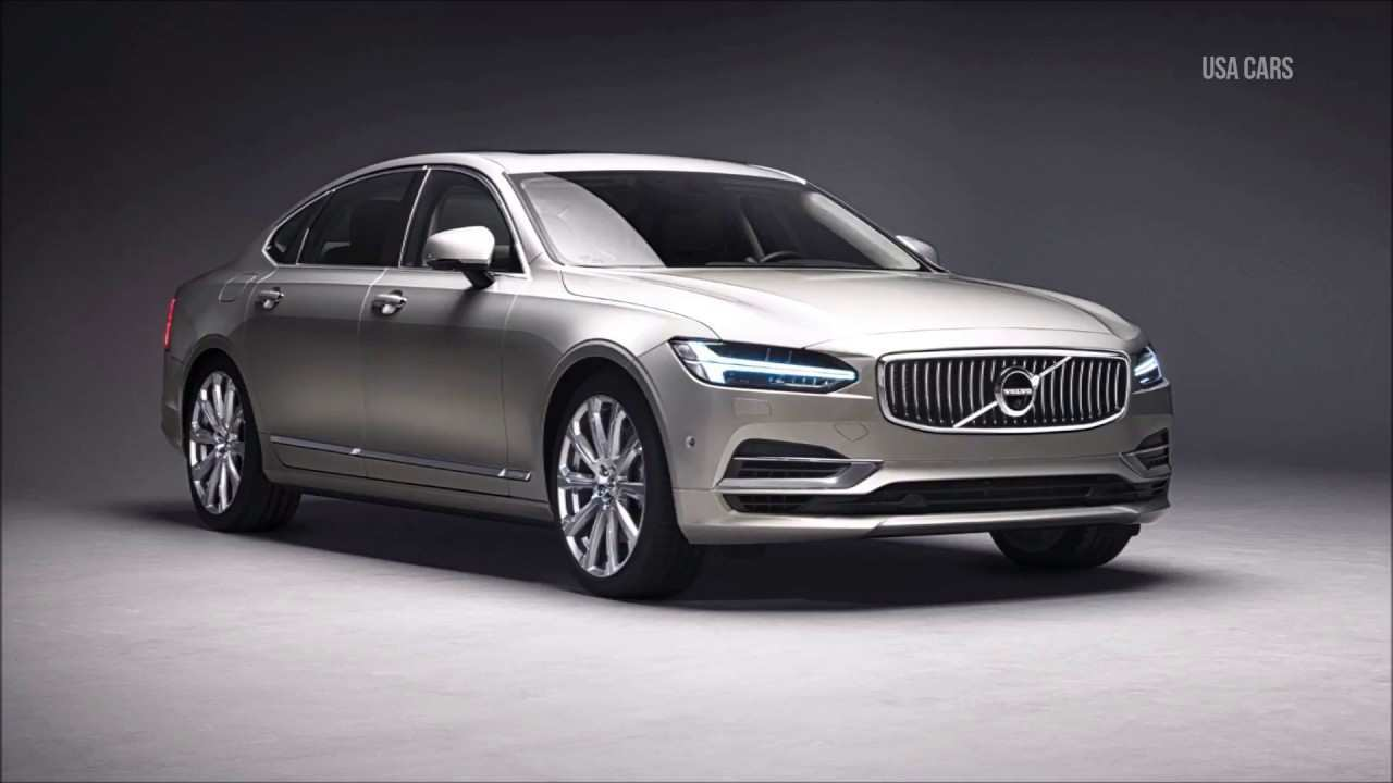 81 Gallery of The S90 Volvo 2019 Review Release Date with The S90 Volvo 2019 Review
