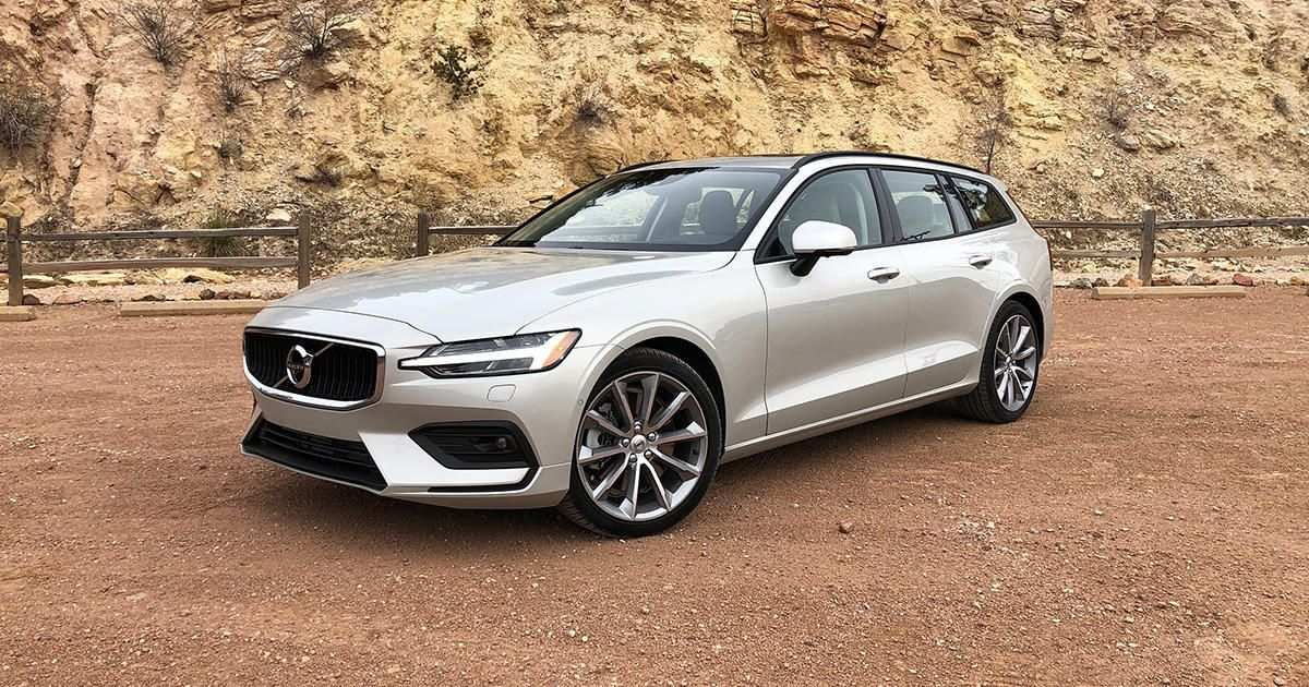 81 Gallery of Volvo Wagon V60 2019 Price And Release Date Performance and New Engine with Volvo Wagon V60 2019 Price And Release Date