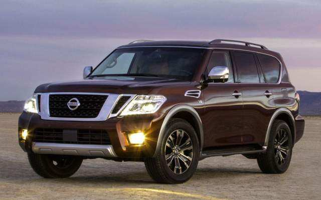 81 Great Best Nissan 2019 Armada Picture Release Date And Review Review by Best Nissan 2019 Armada Picture Release Date And Review