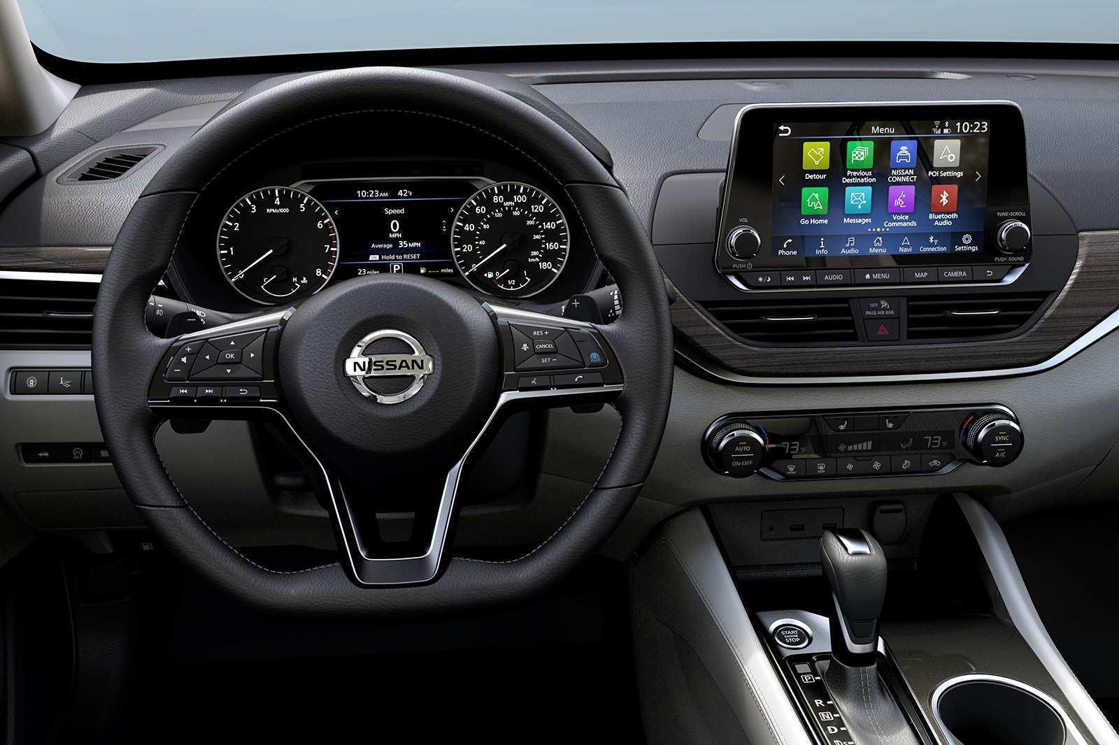 81 Great New Nissan Altima 2019 Price New Interior New Review with New Nissan Altima 2019 Price New Interior