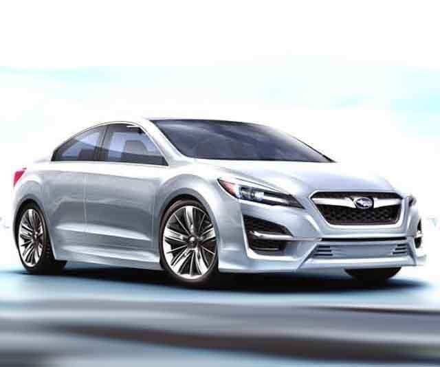 81 Great The Subaru Legacy Gt 2019 Performance Concept for The Subaru Legacy Gt 2019 Performance