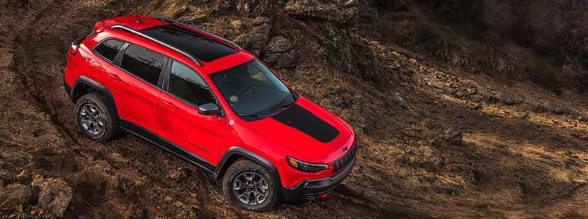 81 New Best Jeep 2019 Jeep Cherokee Spesification Photos for Best Jeep 2019 Jeep Cherokee Spesification