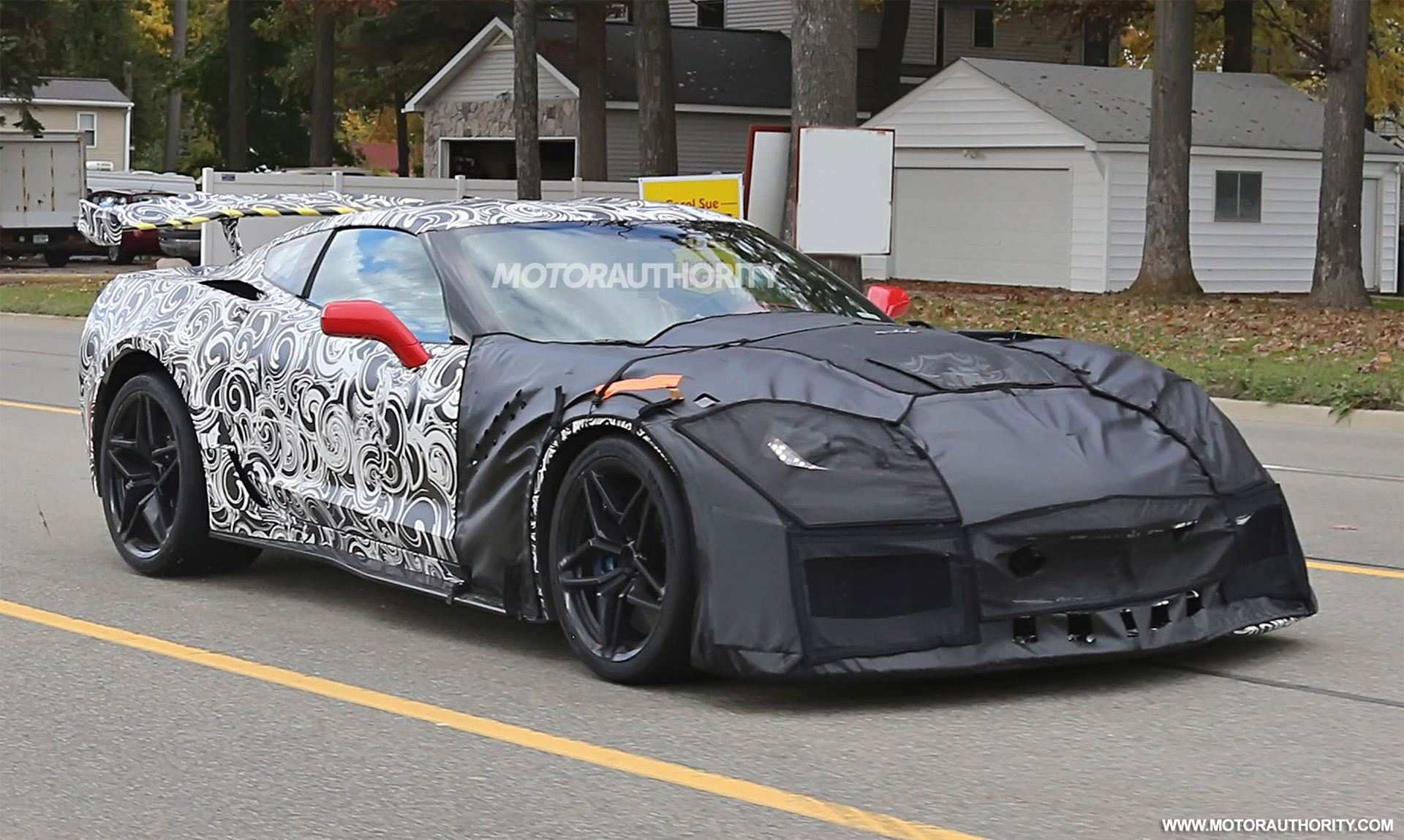 81 New New Chevrolet Corvette Zr1 2019 Spy Shoot Specs and Review with New Chevrolet Corvette Zr1 2019 Spy Shoot