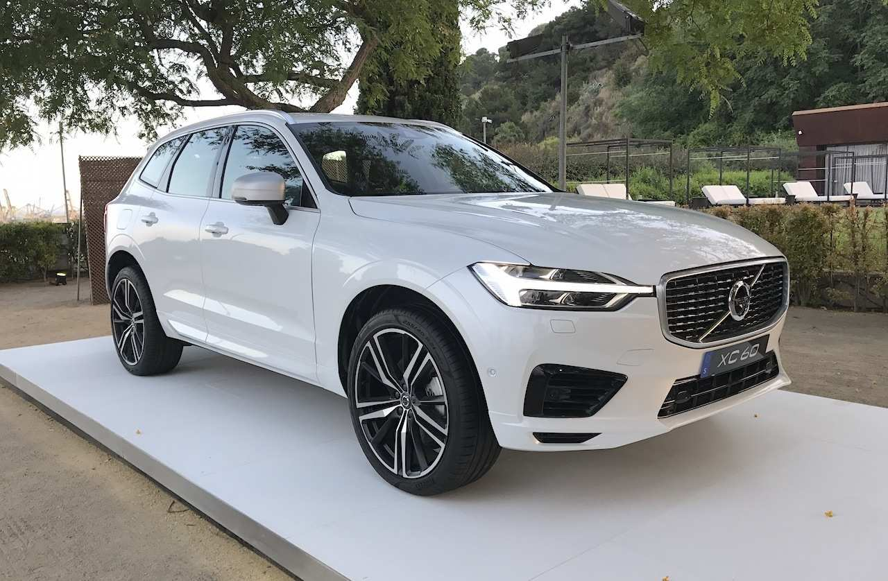 81 The Best Hybrid Volvo 2019 First Drive History with Best Hybrid Volvo 2019 First Drive