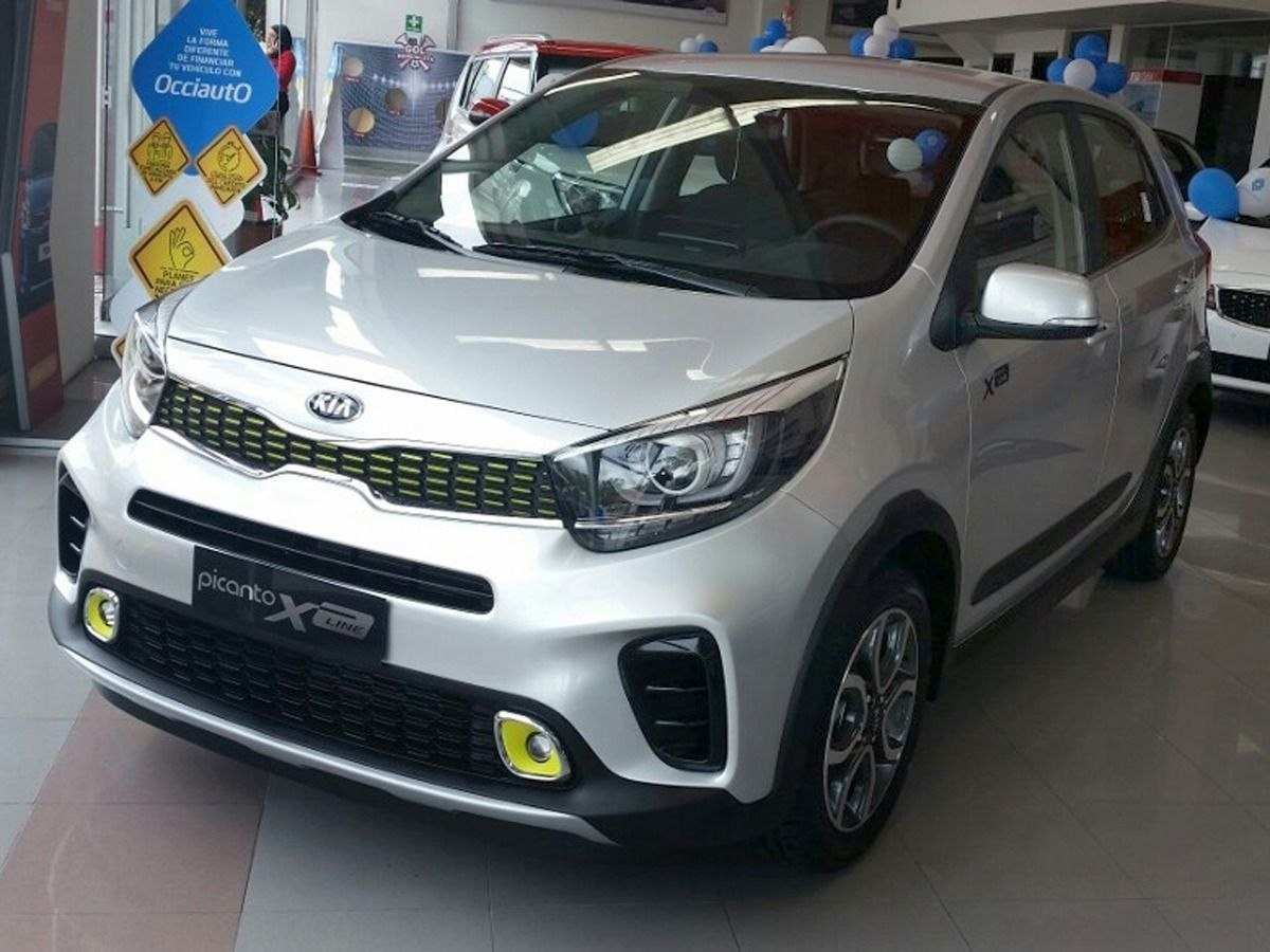 81 The Kia Picanto 2019 Xline Spesification with Kia Picanto 2019 Xline