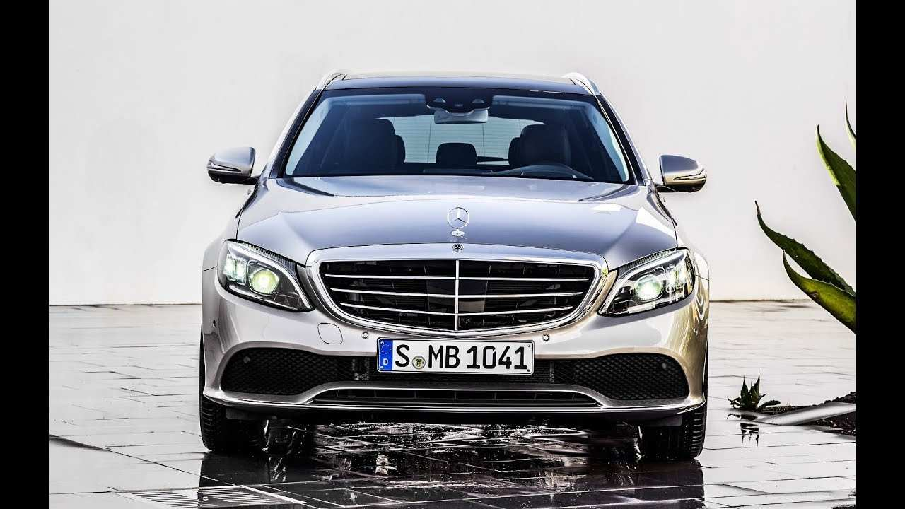 81 The Mercedes Benz C Class Facelift 2019 Model for Mercedes Benz C Class Facelift 2019