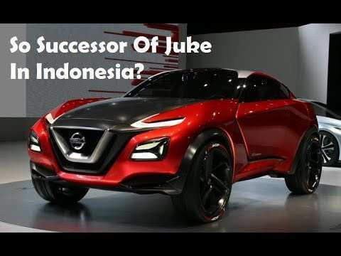 81 The New 2019 Nissan Juke Review Concept Exterior by New 2019 Nissan Juke Review Concept